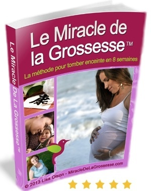 Le Miracle de la Grossesse de Lisa Olson